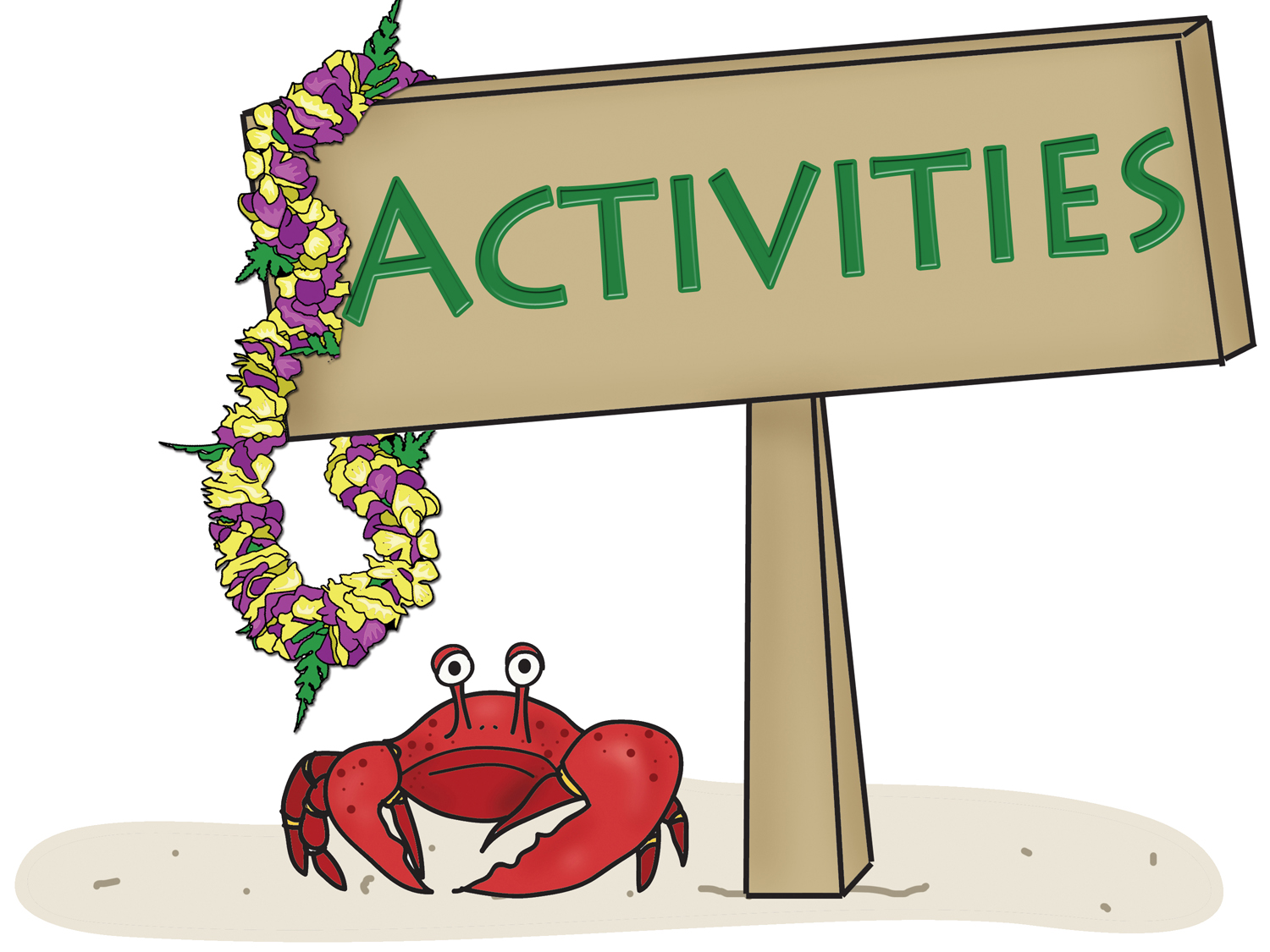 1 clipart activity. Activities free download best