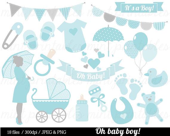 Shower clip art . 1 clipart baby boy