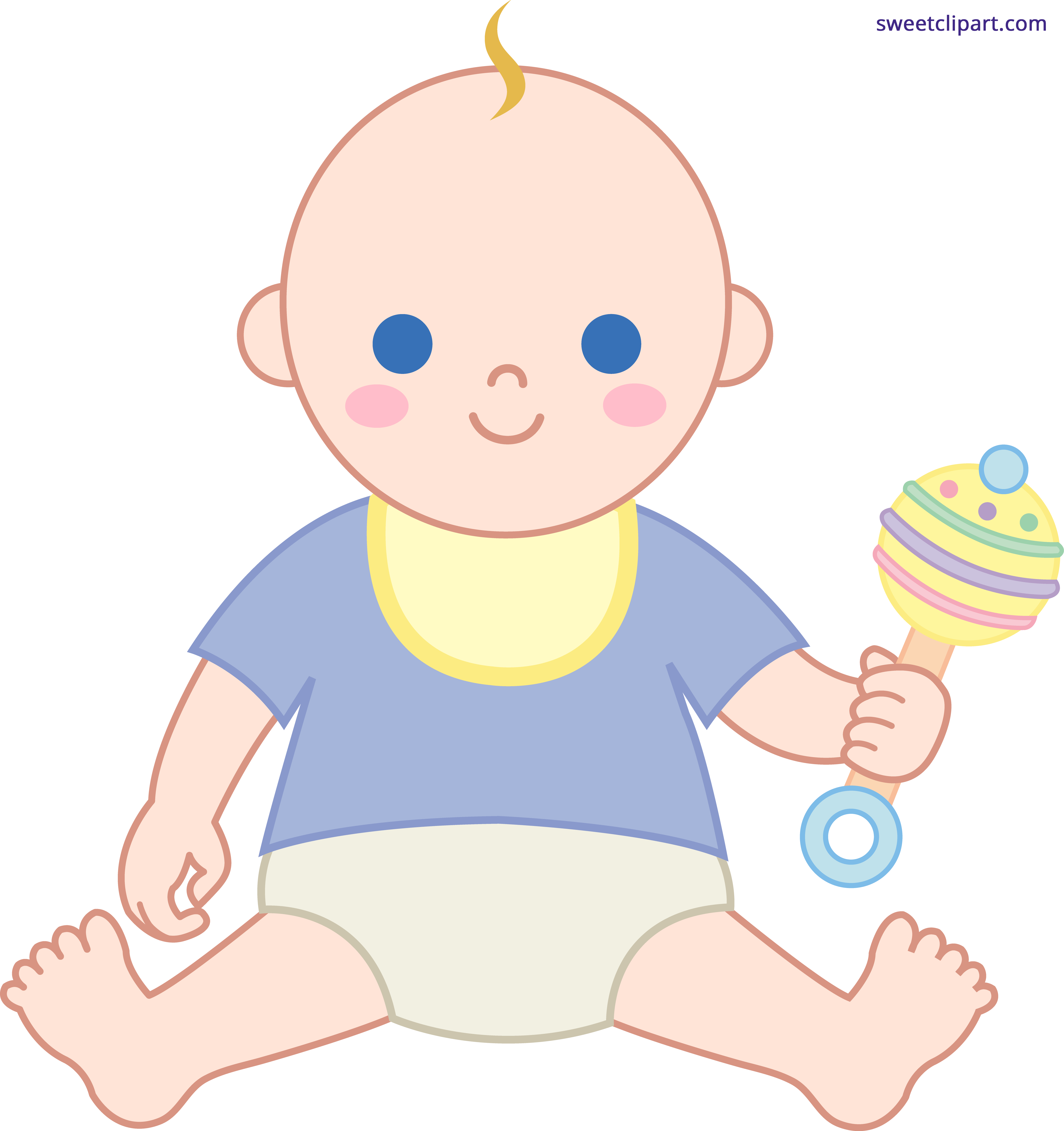 Excited clipart wonderful. Baby boy sweet clip