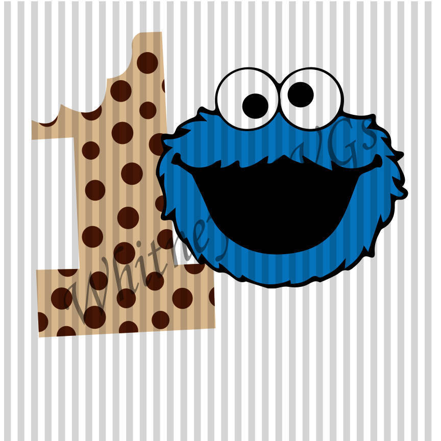 1 Clipart Cookie Monster 1 Cookie Monster Transparent Free