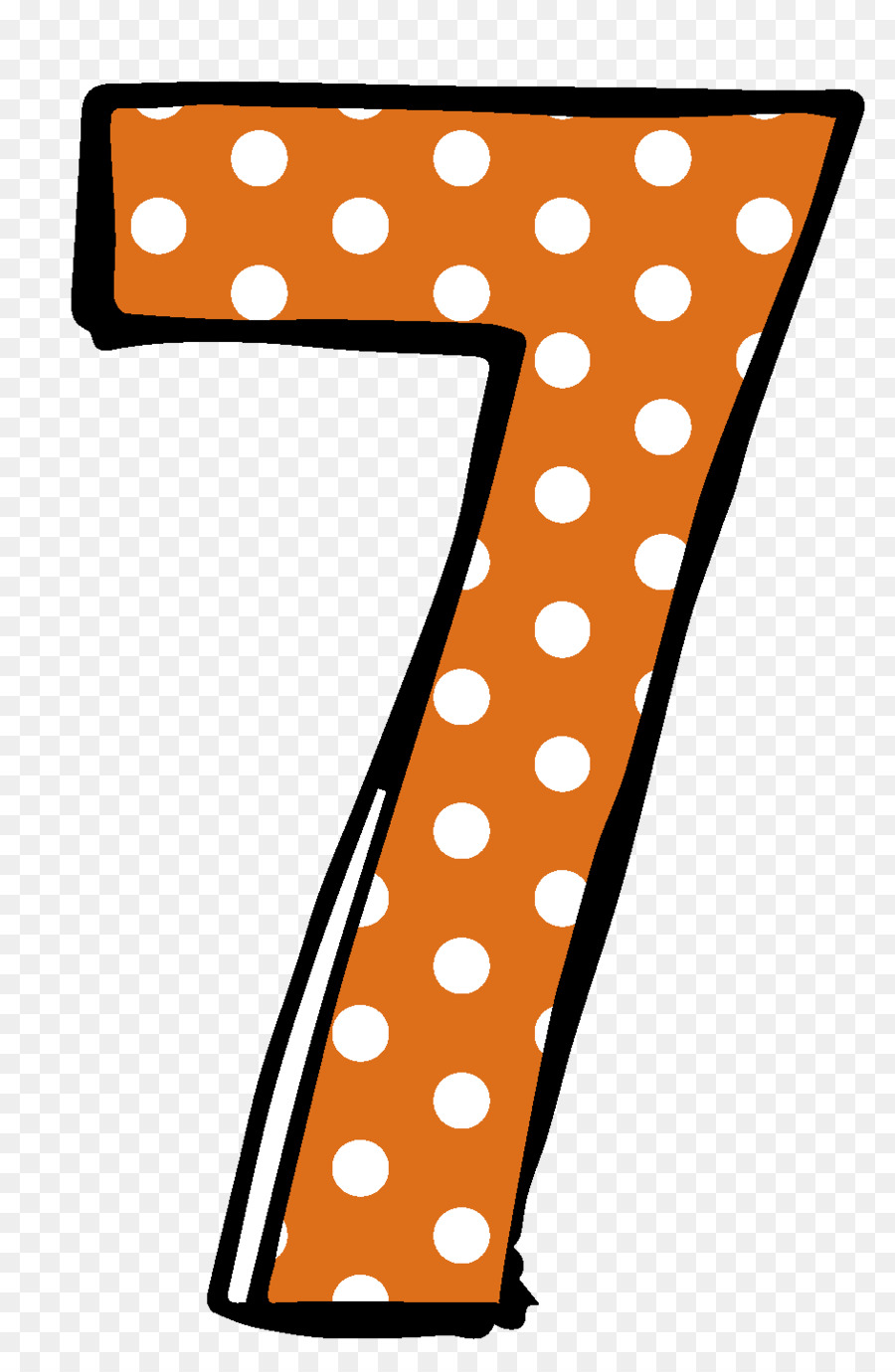 Number free content clip. 1 clipart cute