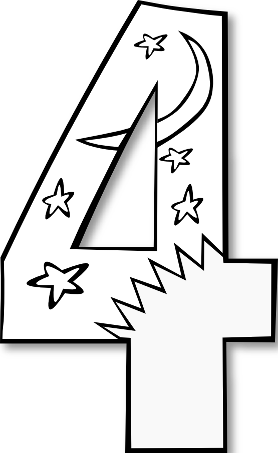 Heaven clipart creation gods. Day number ge black