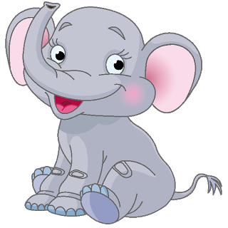 1 clipart elephant. Page of royalty free