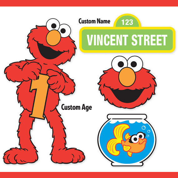 1 clipart elmo.  collection of sesame