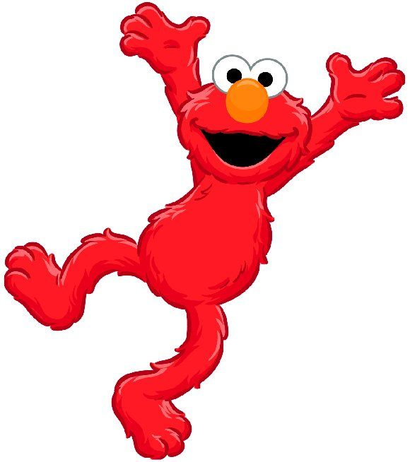 Elmo clipart mini. Pictures to print self