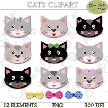 1 clipart kitten. Cats clip art cat