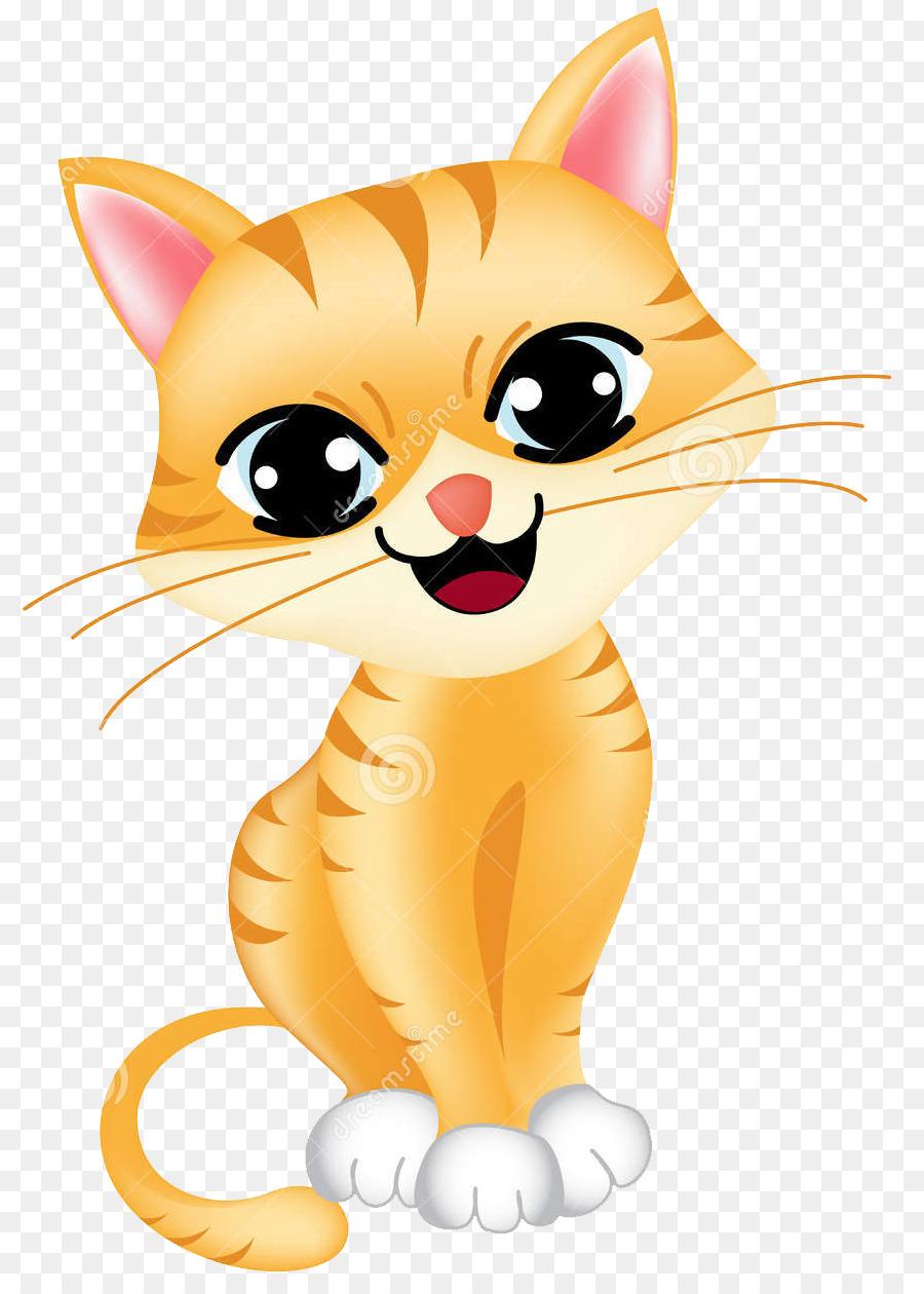 1 clipart kitten. Cat clip art png