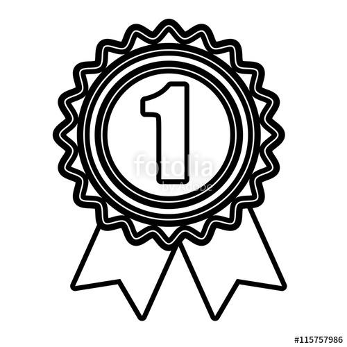 Drawing at getdrawings com. 1 clipart medal