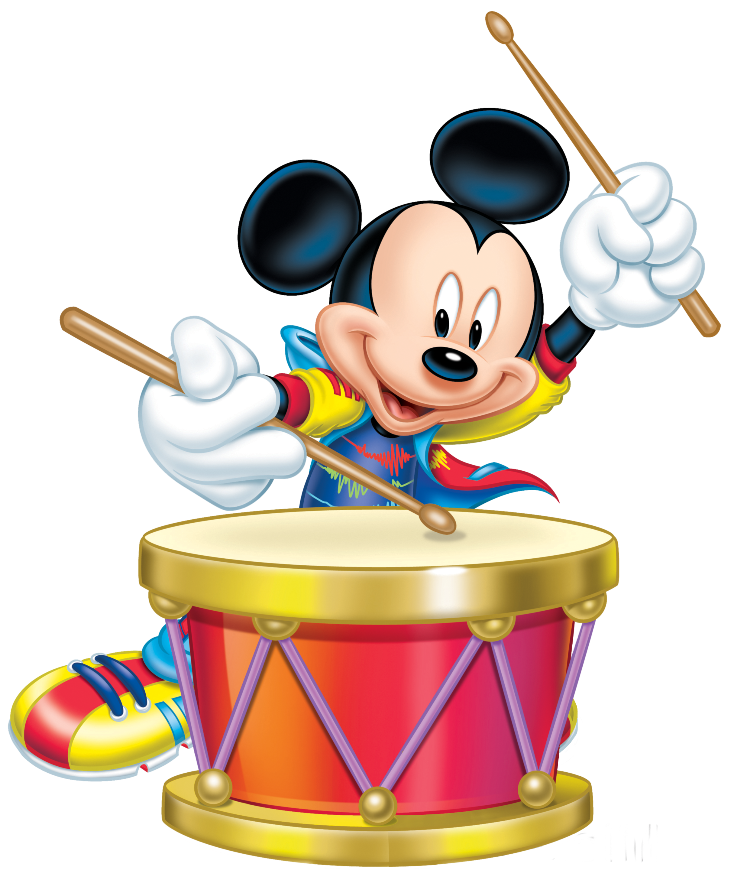1 clipart mickey mouse. Clip art free download