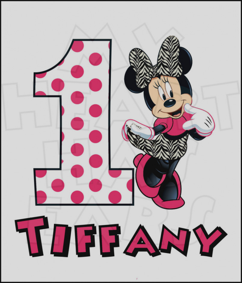Great of clip art. 1 clipart minnie mouse