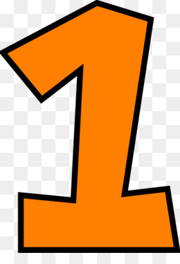 1 clipart numeral. Number one png and