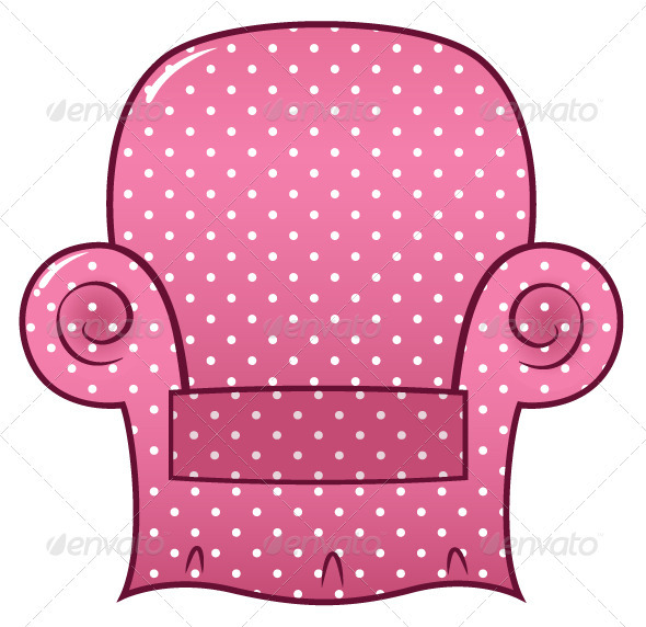 1 clipart object. Pink objects panda free