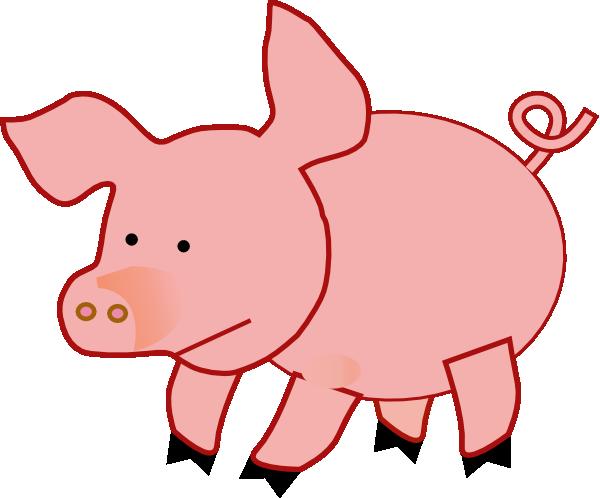 Fat clip art at. 1 clipart pig