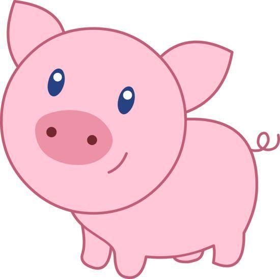 1 clipart pig.  best porco images