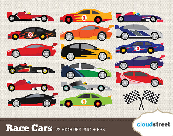 Buy get free clip. 1 clipart race car