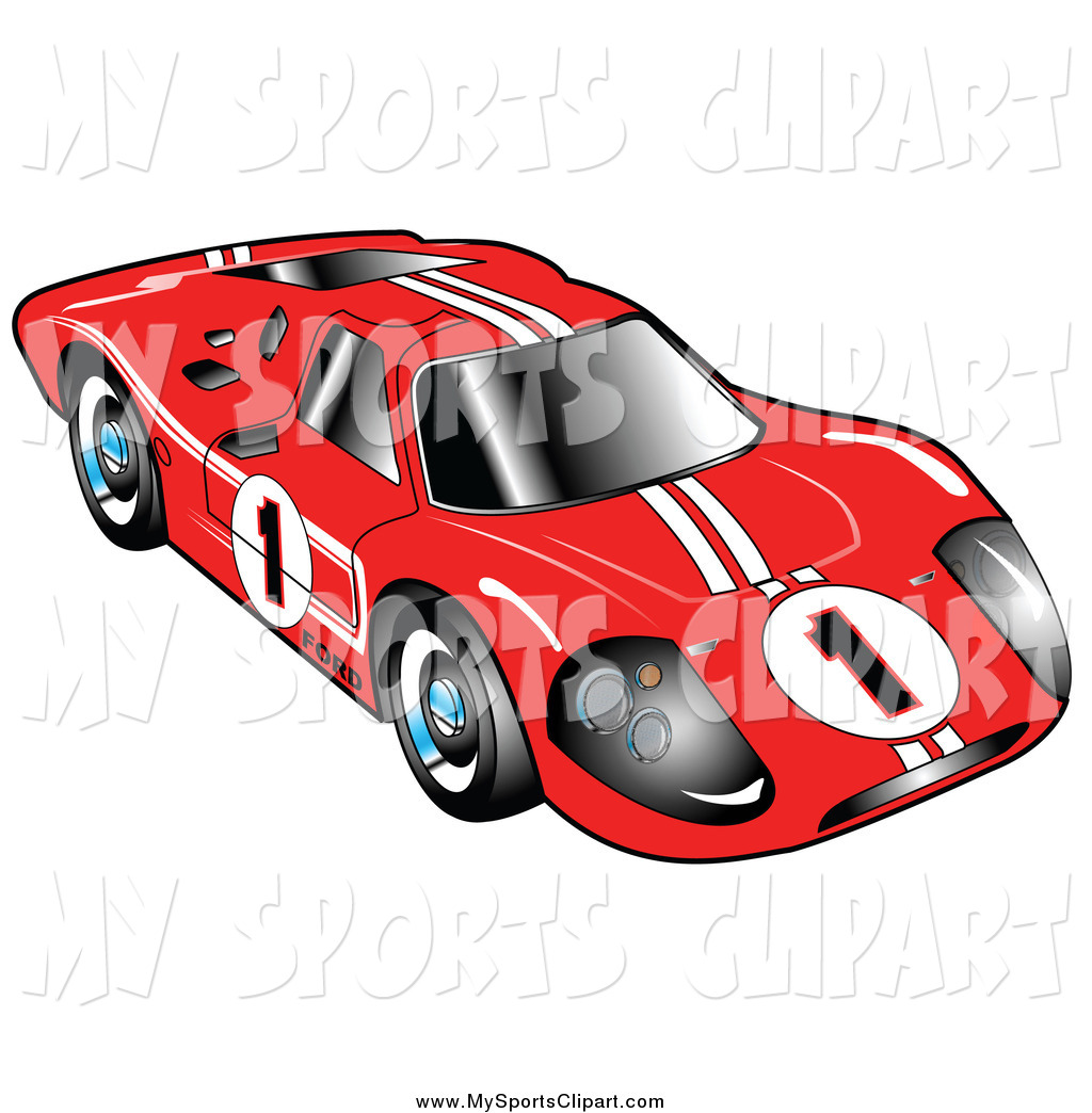 Sports clip art of. 1 clipart race car