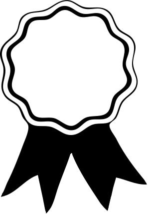 Free award page of. 1 clipart ribbon