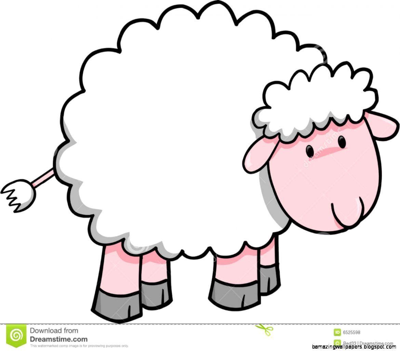 Vibrant design clip art. 1 clipart sheep