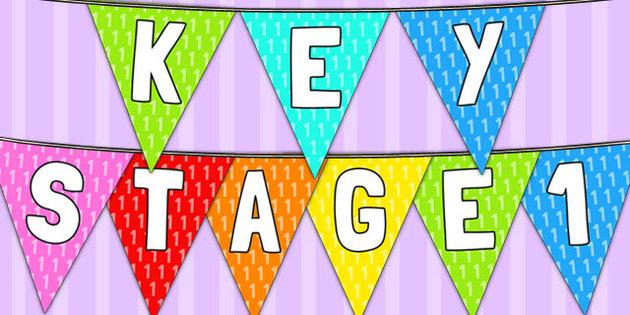 1 clipart stage. Healing primary school welcome