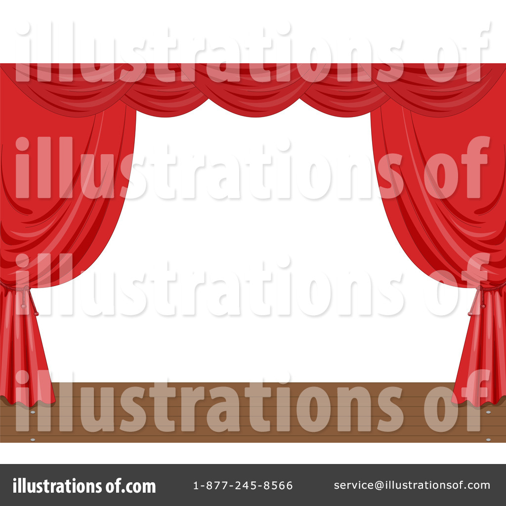 Illustration by graphics rf. 1 clipart stage