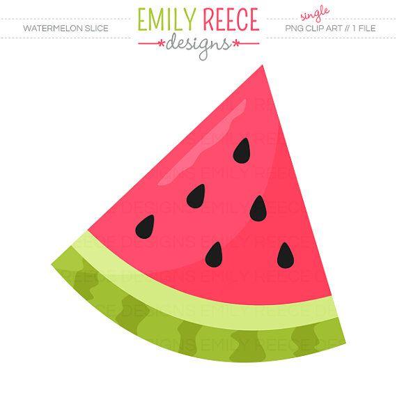1 clipart watermelon. Fresh summer fruit dollar