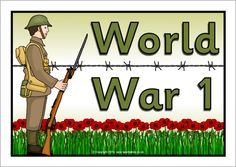 1 clipart world war.  collection of one