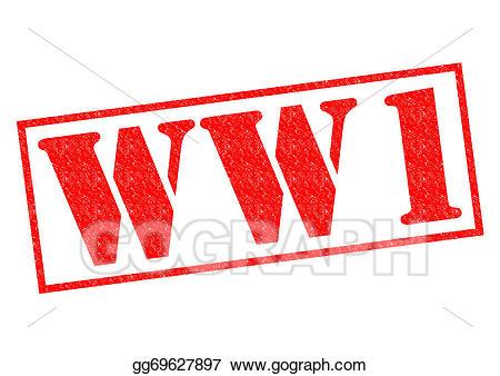Stock illustration illustrations gg. 1 clipart world war