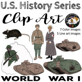 1 clipart world war