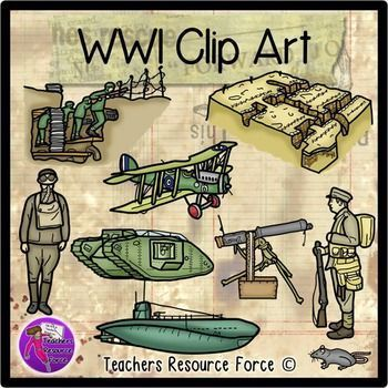 Clip art color and. 1 clipart world war