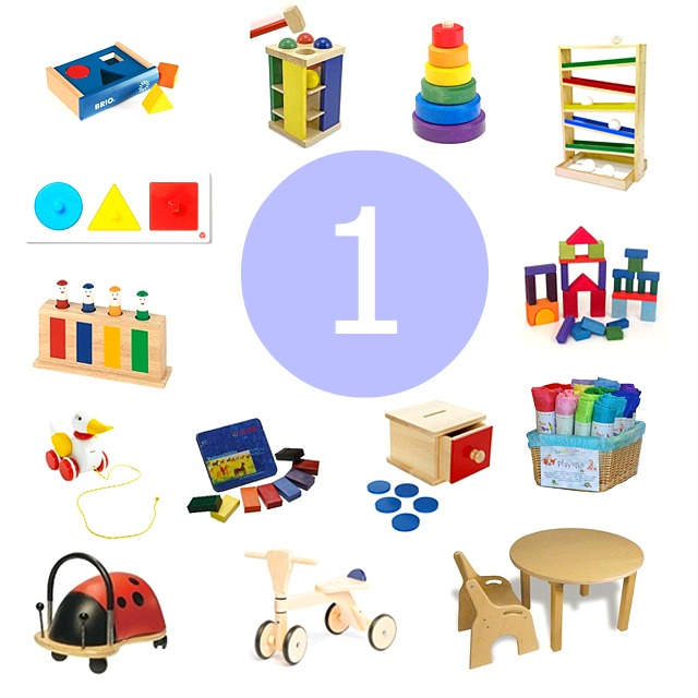 Gift ideas for a. 1 clipart year old
