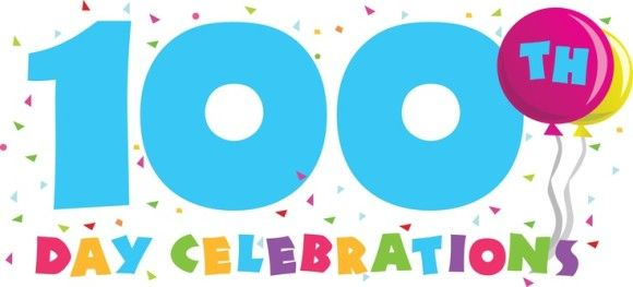 100 clipart 100 day.  th printable making