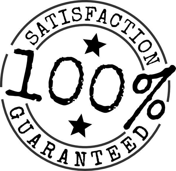 Satisfaction guaranteed percent clip. Stamp clipart guarantee
