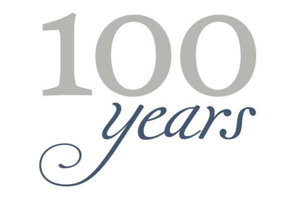 100 clipart 100 year. Phi rho sigma centennial
