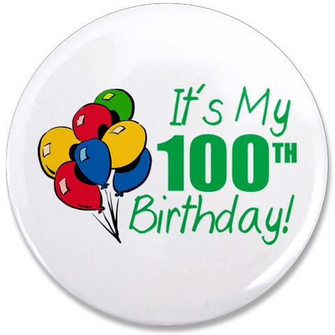 100 clipart 100 years old. Birthday cliparts