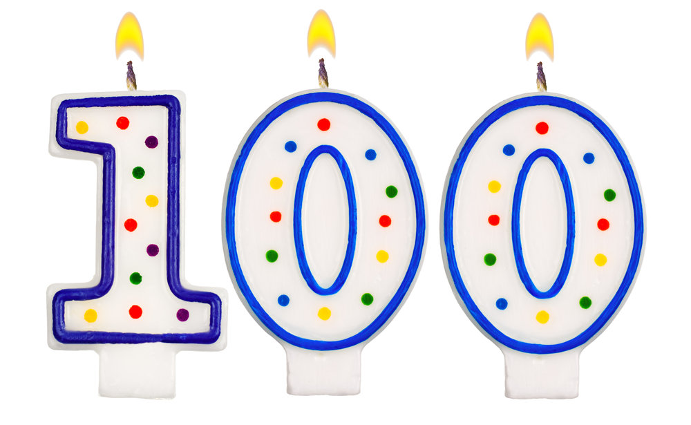 th anniversary celebrations. 100 clipart 100th birthday