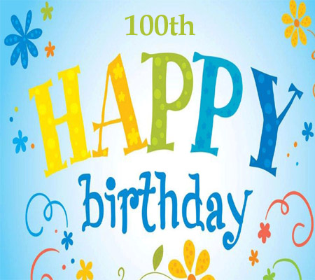 100 clipart 100th birthday.  th balloons trends