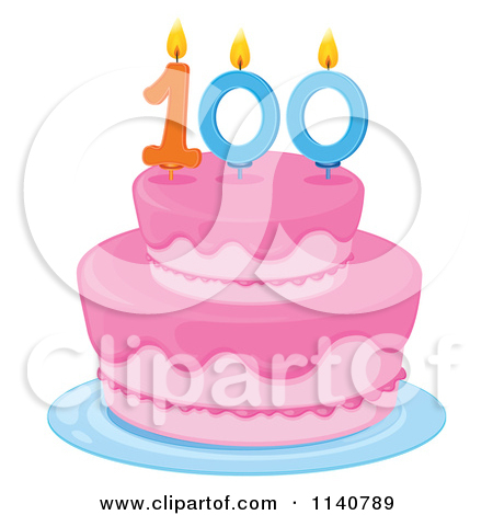 Free th download best. 100 clipart 100th birthday