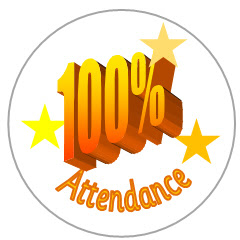 Pupil melcombe primary school. 100 clipart attendance