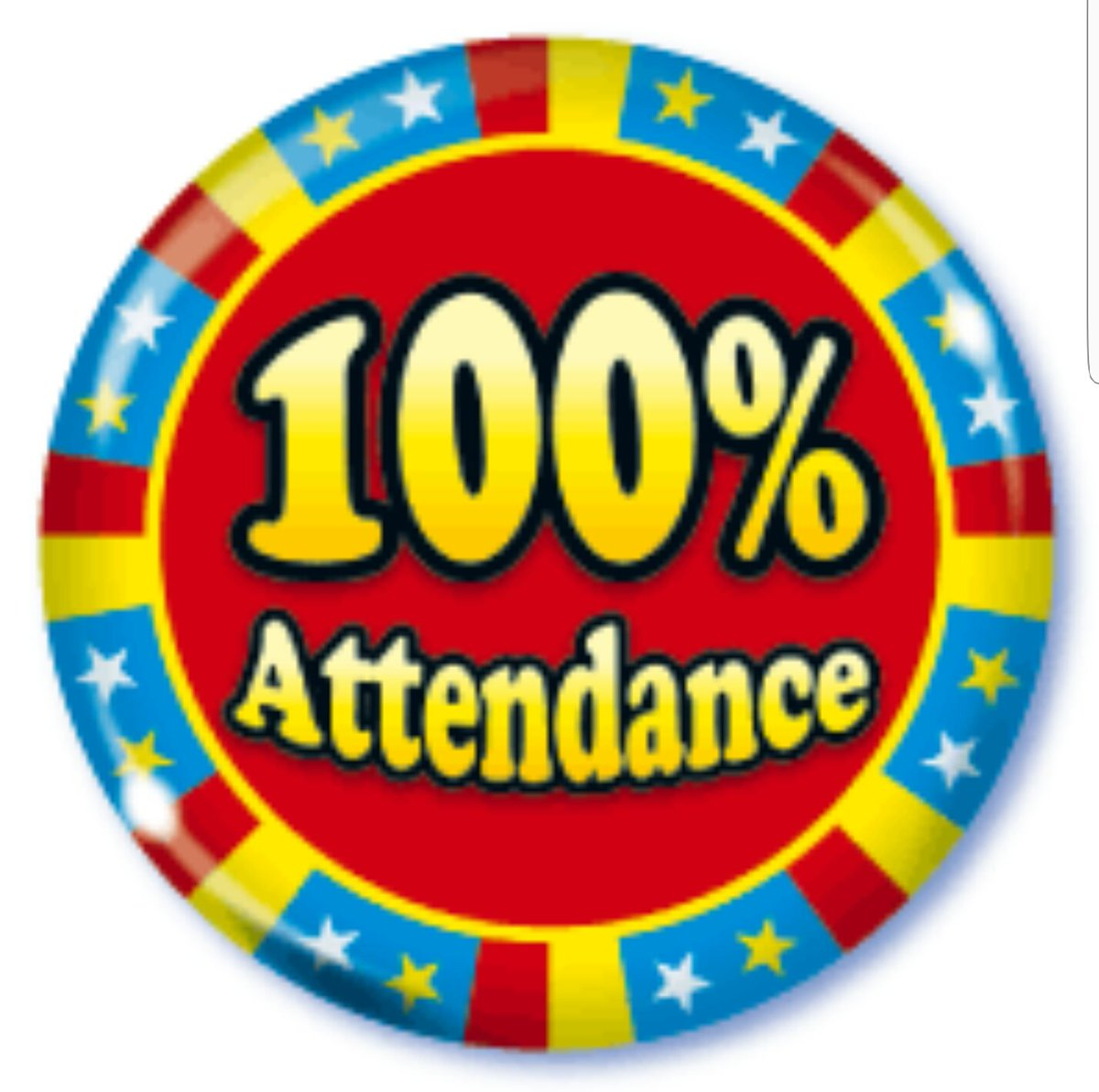 Laura b salinas on. 100 clipart attendance