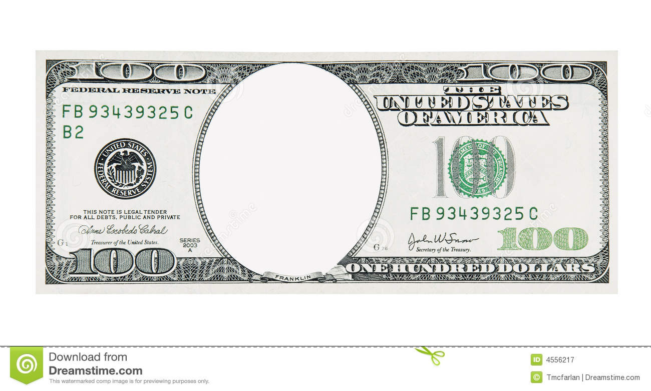 dollar free. 100 clipart bill