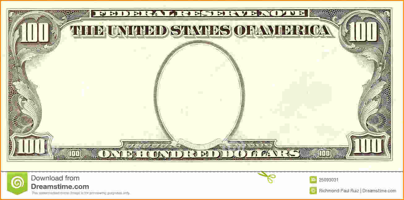 100 clipart bill. Dollar template facile concept