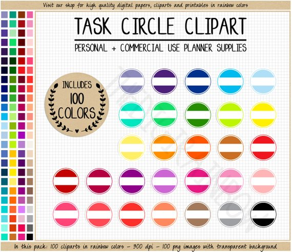 Sale half blank labels. 100 clipart circle
