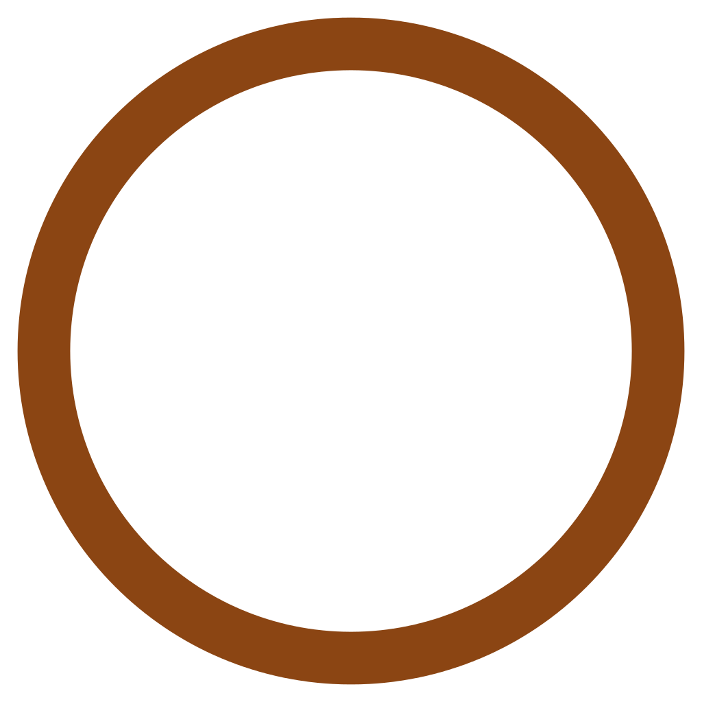 File svg wikimedia commons. Circle clipart brown