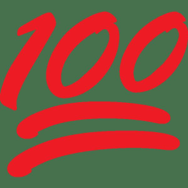 100 clipart emoji.  transparent png stickpng