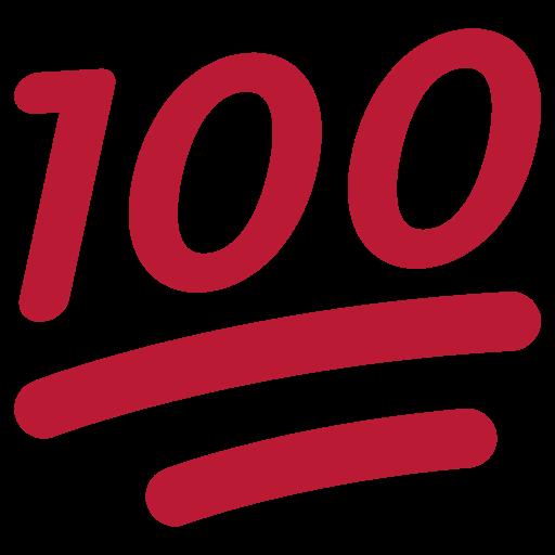 100 clipart emoji. List of twitter symbol