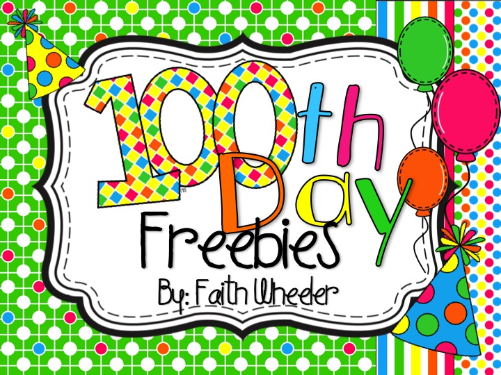 th day cilpart. 100 clipart grade