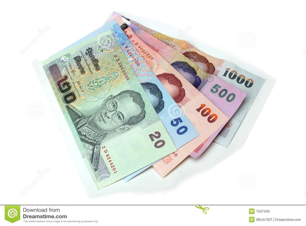 100 clipart money. Thai station