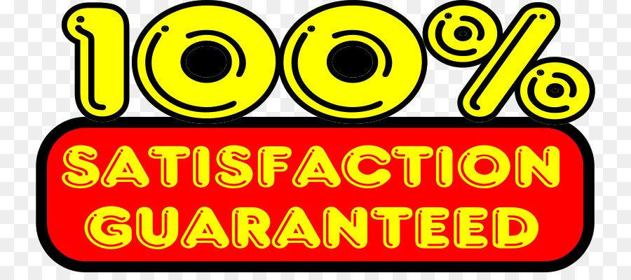 Sticker back guarantee clip. 100 clipart money