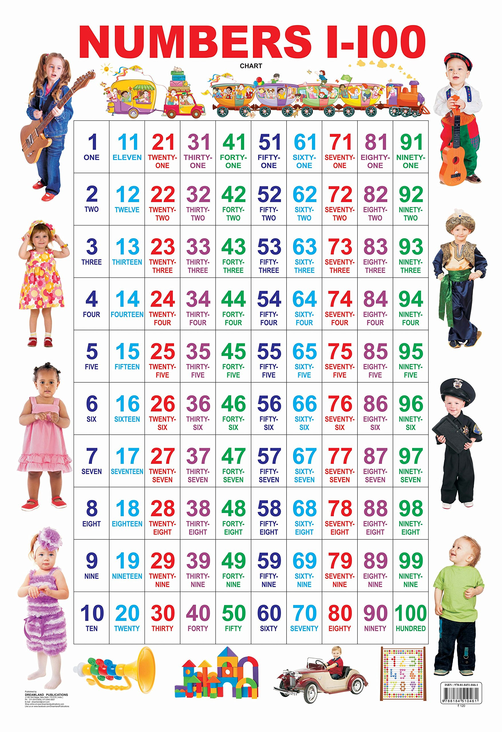 Buy numbers book online. 100 clipart number 100