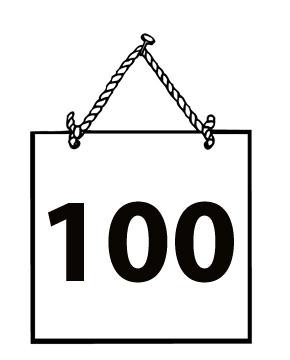 excellent with elegant. 100 clipart number 100